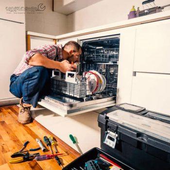 تعمیر هیتر ظرفشویی